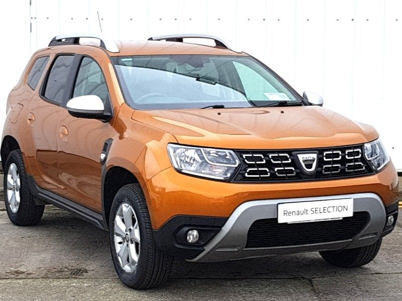 Dacia Duster COMFORT BLUE DCI 115 MY