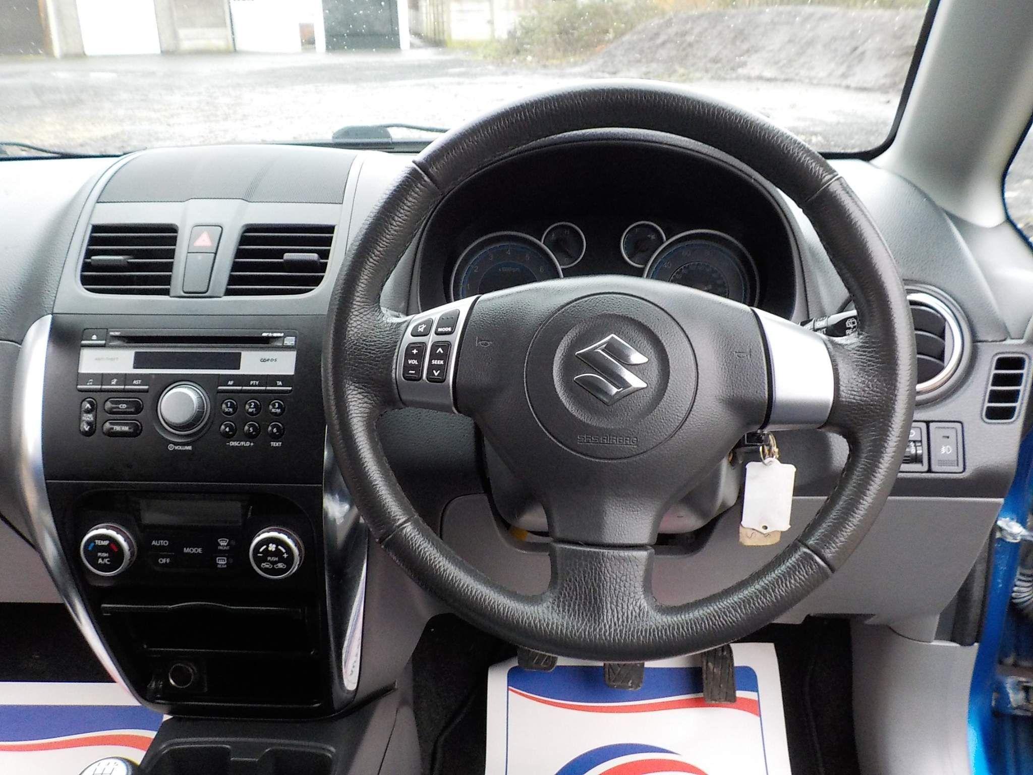 Suzuki SX4 1.6 SZ5 4x4 5dr