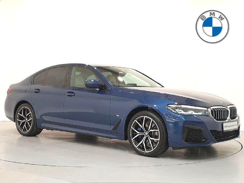BMW 5 Series 530e M Sport Saloon LCI