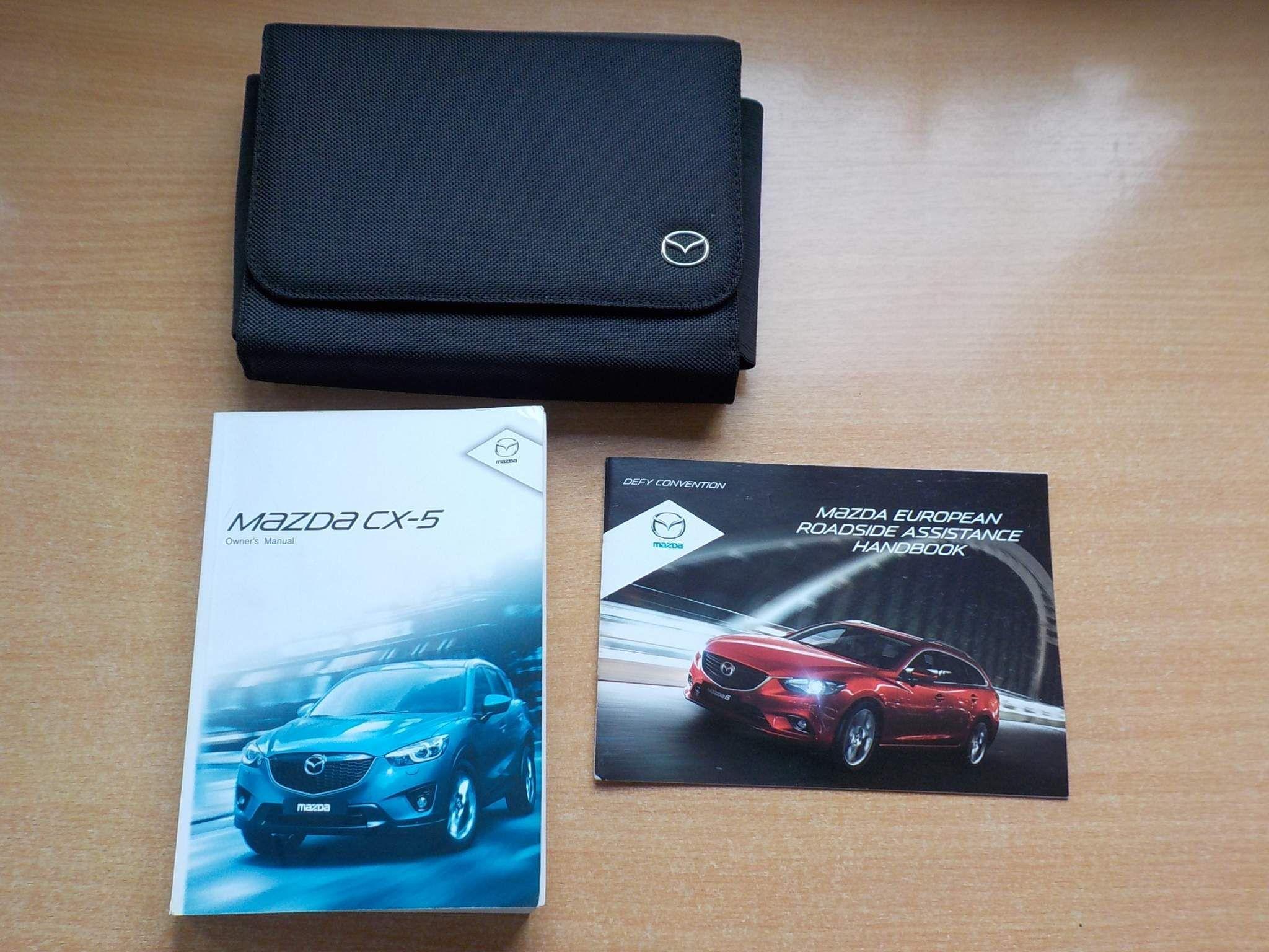 Mazda CX-5 2.2 TD Sport AWD 5dr