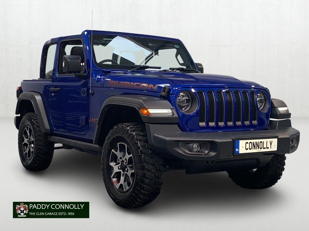 Jeep Wrangler 212D RUBICON *2 Seat N1 Commercial *