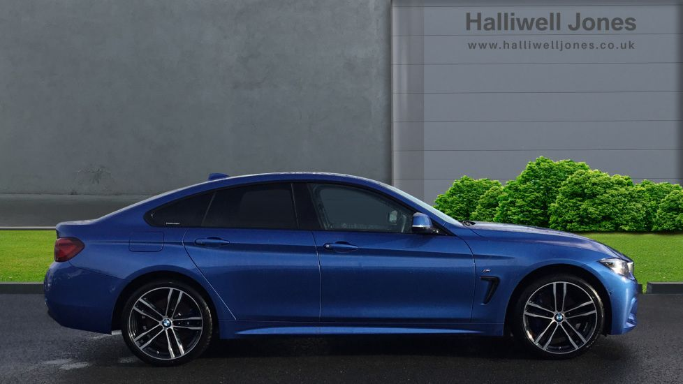 Image 3 - BMW 420d xDrive M Sport Gran Coupe Auto (YH19LCT)
