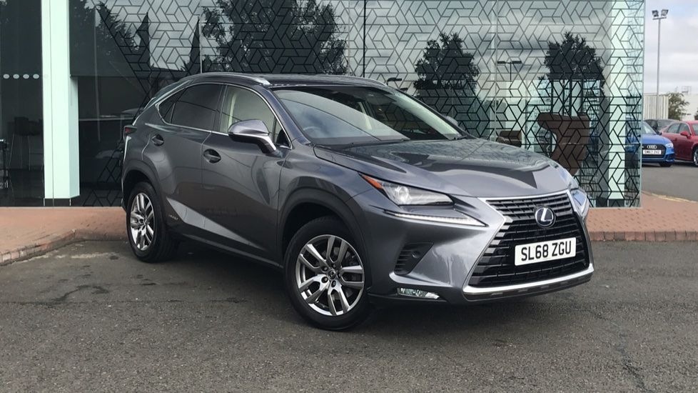 Used 2018 NX 300h Luxury