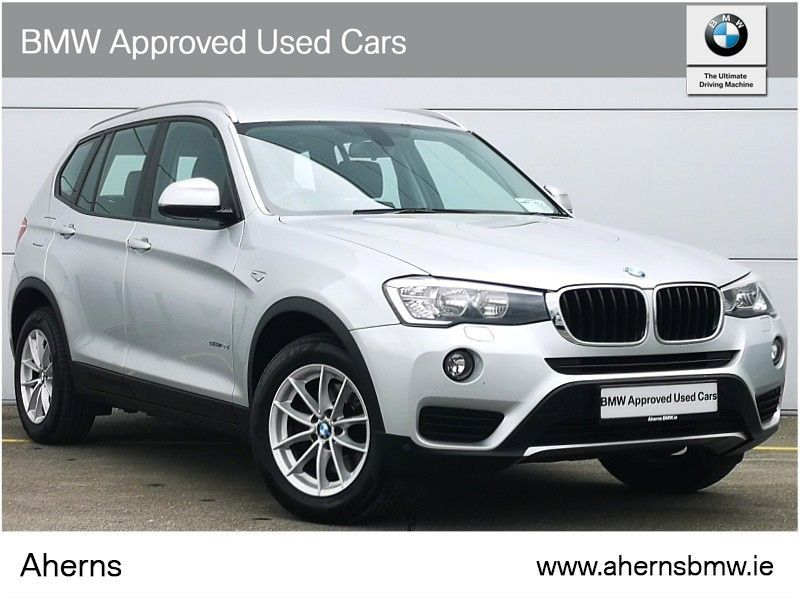 Used BMW X3 F25 X3 sDrive18d SE B47 2.0d (2016 (162))