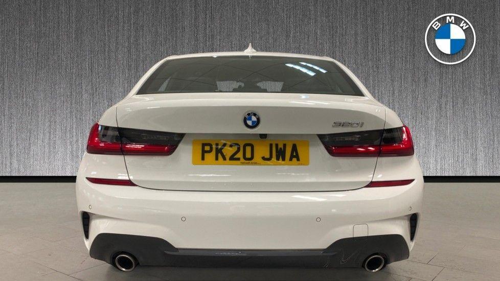 Image 15 - BMW 320i M Sport Saloon (PK20JWA)
