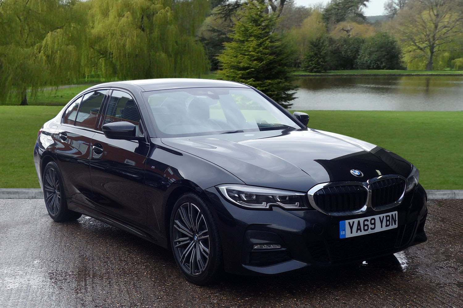 Bmw 3 Series Black 4dr 2019 For Sale In Warwick Rybrook