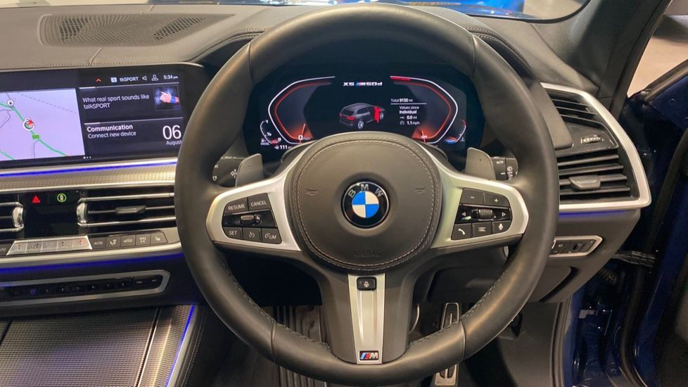Image 8 - BMW M50d (YG69ABO)