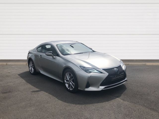 Lexus RC RC300H LUXURY 2DR AUTO