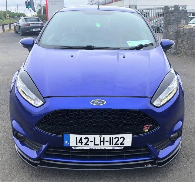 Used Ford Fiesta 1.6 ST2 TURBO 3DR (2014 (142))