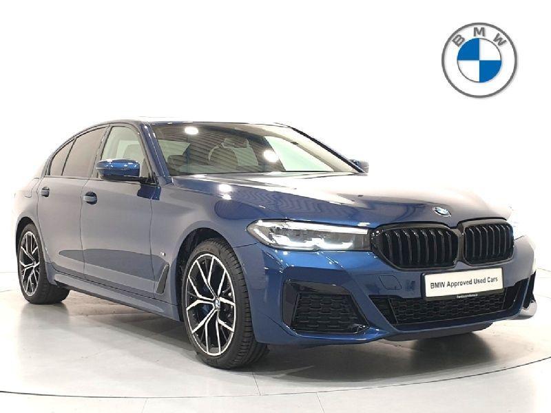 BMW 5 Series 530e M Sport Saloon LCI PHEV
