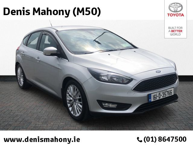 Ford Focus 5DR 1.5 TD 95PS 6SPEED 4DR