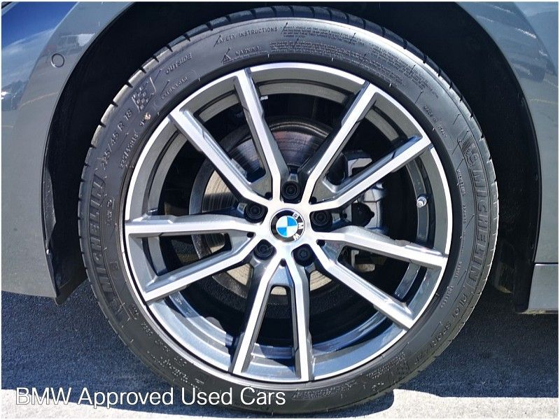 Used BMW 3 Series 318d Sport Saloon (2019 (192))
