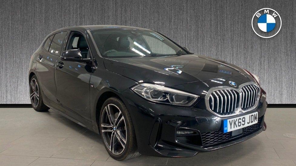 Image 1 - BMW 118i M Sport (YK69JDM)