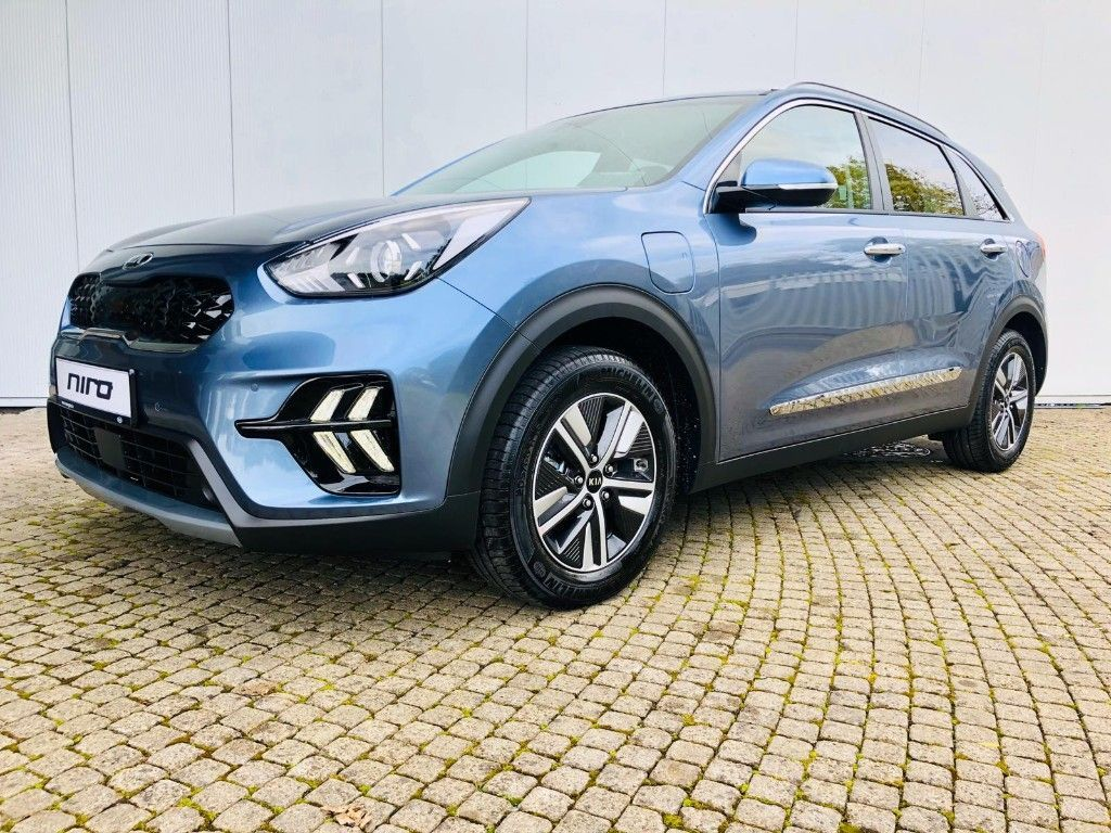 Kia Niro PHEV 6D 5DR AUTO 58 kms on Battery