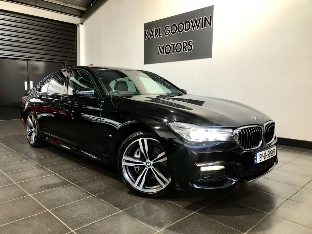 BMW 7 Series 740 E Hybrid M-SPORT PLUS