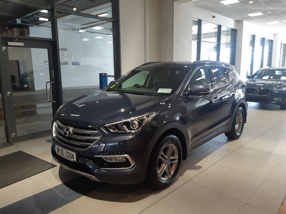 Hyundai Santa Fe EXECUTIVE 4WD 5DR