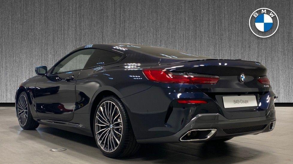 Image 2 - BMW 840i Coupe (PK20JWZ)