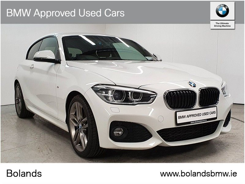 BMW 1 Series 120d M Sport 3-Door