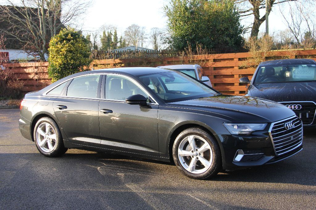 Audi A6 SOLD * SPORT with Tech Pack * 40 Edition * TDI  204BHP * FULL BLACK LEATHER * FULLY COMPREHENSIVE WARRANTY * FINANCE AVAILABLE