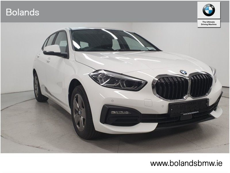 BMW 1 Series 118i SE Sport €127 Per Week