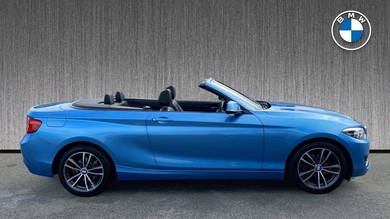 Image 3 - BMW 218i Sport Convertible (CX67MOA)