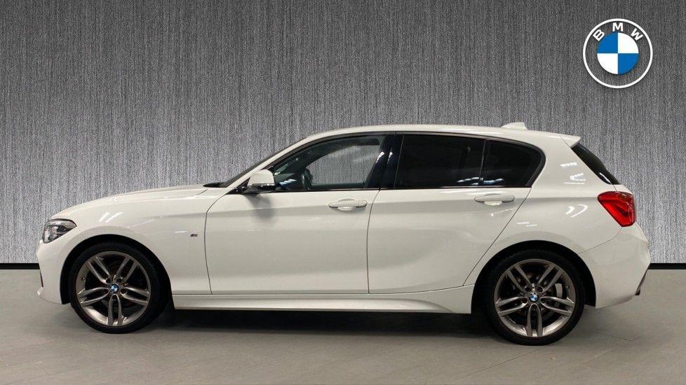 Image 3 - BMW 118i M Sport 5-Door (YK17XOA)