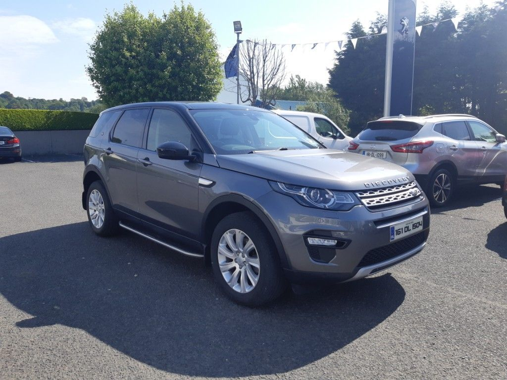 Land Rover Discovery Sport HSE AUTOMATIC 4WD 2.0 ( TOP SPEC IN THE RANGE)