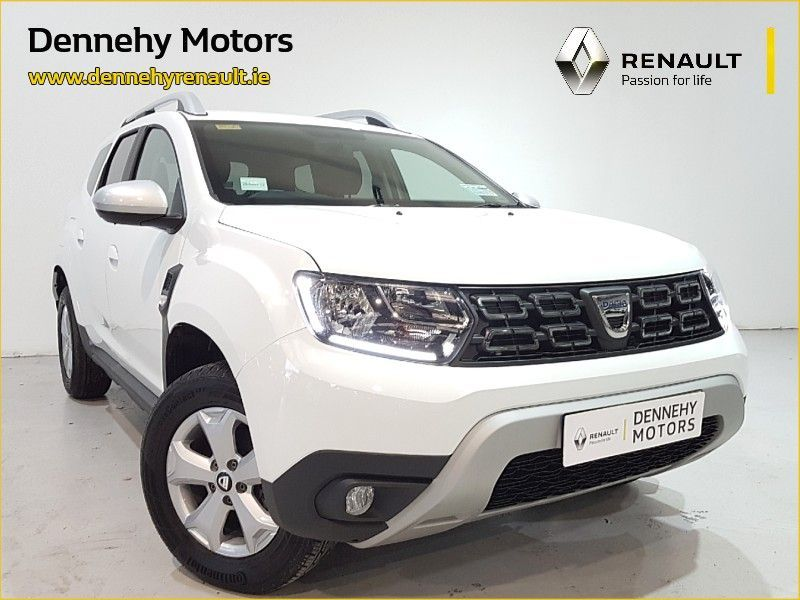 Used Dacia Duster COMFORT DCI *Rear Camera *Sat Nav (2019 (192))