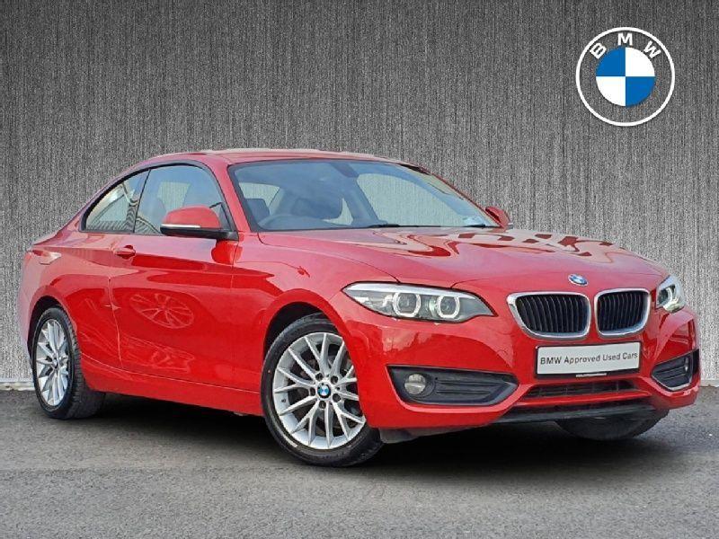 BMW 2 Series 218 SE Coupe