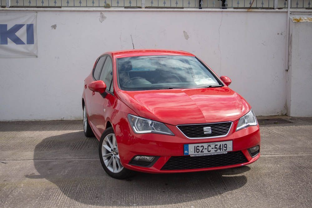 SEAT Ibiza 1.0 Sport Hatchback Petrol Manual (75bhp)