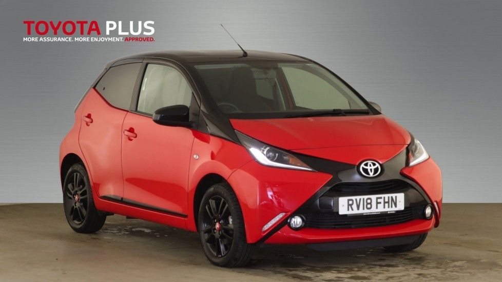 Toyota Aygo Hatchback Special Editions