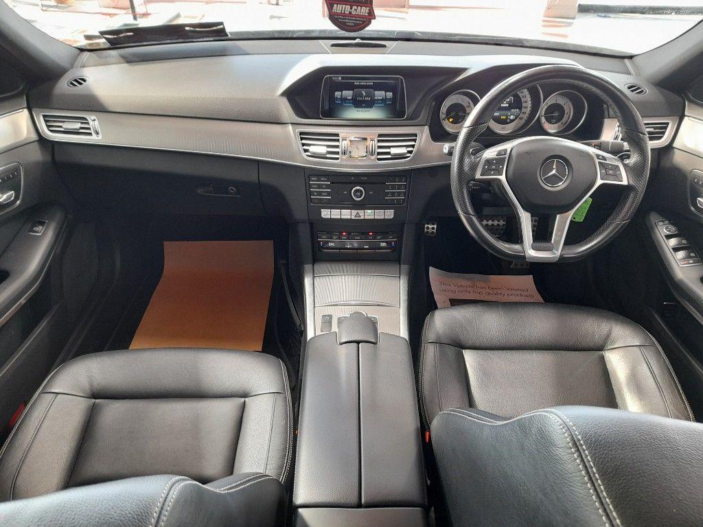 Used Mercedes-Benz E-Class 220 B/TEC AMG NIGHT ED PREMIUM 4DR AUTO (2016 (161))
