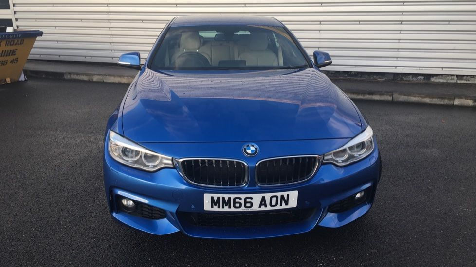 Image 19 - BMW 440i M Sport Gran Coupe (MM66AON)