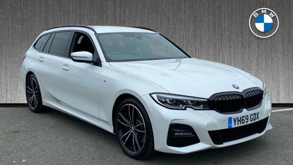 Image 1 - BMW 320d xDrive M Sport Touring (YH69GDX)