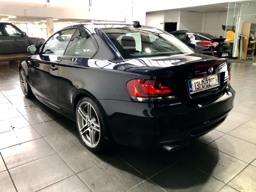 Used BMW 1 Series 118 D M-SPORT PLUS EDITION 2DR AUTO COUPE (2013 (131))