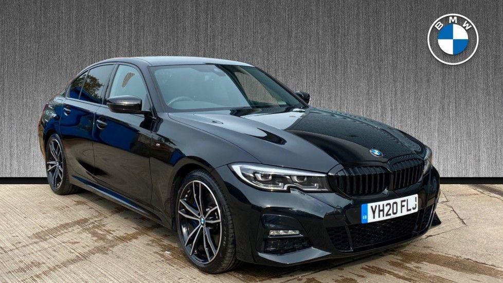 Image 1 - BMW 320i M Sport Saloon (YH20FLJ)