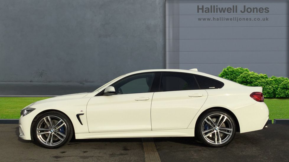 Image 3 - BMW 420d M Sport Gran Coupe (DH19OVF)