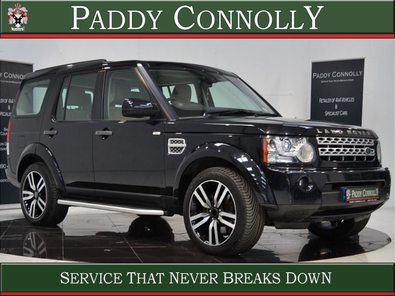 Land Rover Discovery Discovery 4  HSE 7 Seat