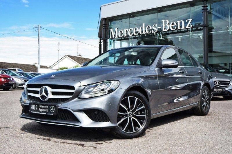 Mercedes-Benz C-Class C220d 9G-Tronic New Model