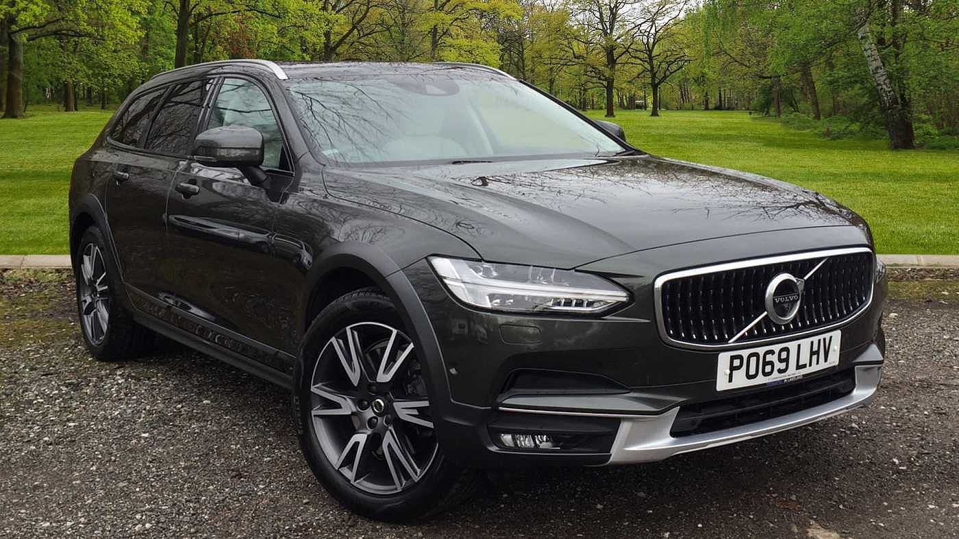 Volvo V90 Cross Country D4 AWD Cross Country Pro Automatic