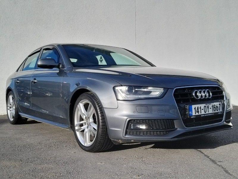 Audi A4 2.0 TDI SLINE 148BHP 4DR