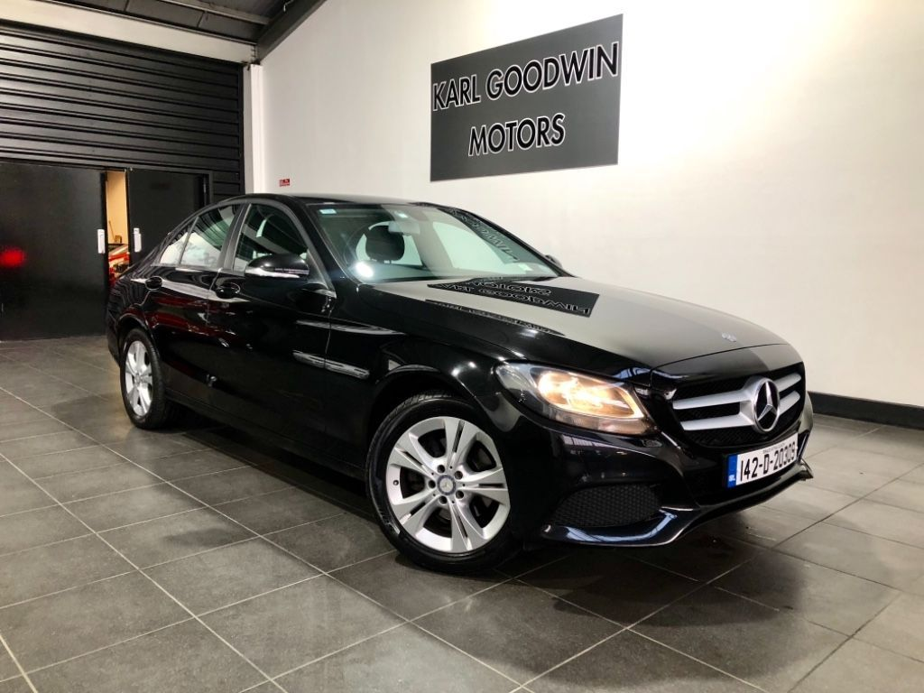 Mercedes-Benz C-Class C 200  EXECUTIVE AUTO PETROL HI SPEC