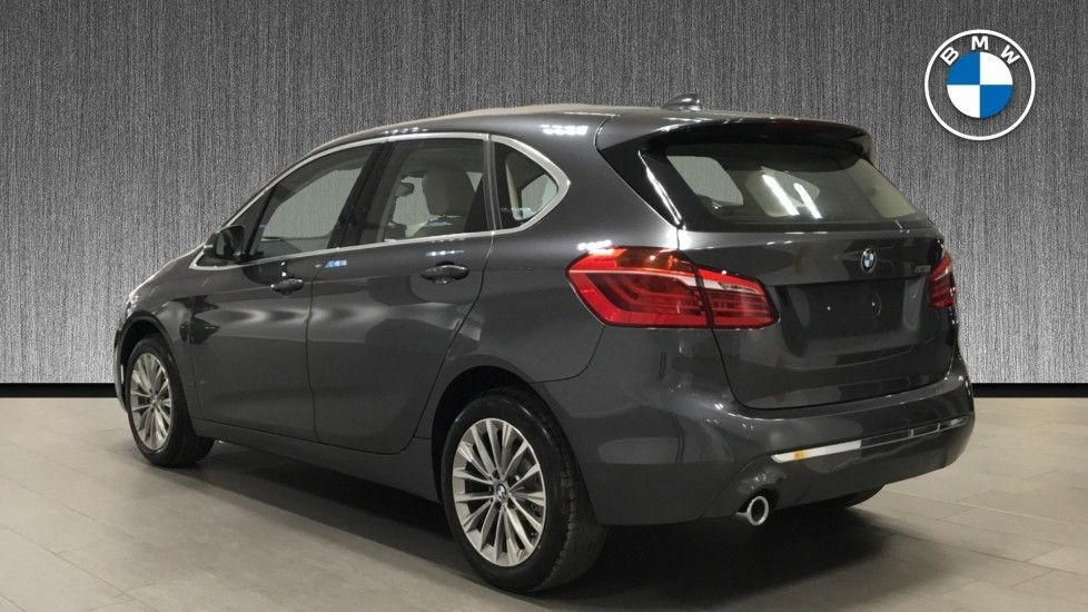Image 2 - BMW 218i Luxury Active Tourer (PJ20PVX)