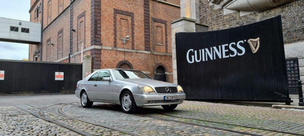 Mercedes-Benz CL-Class CL600 - C140 Coupe V12