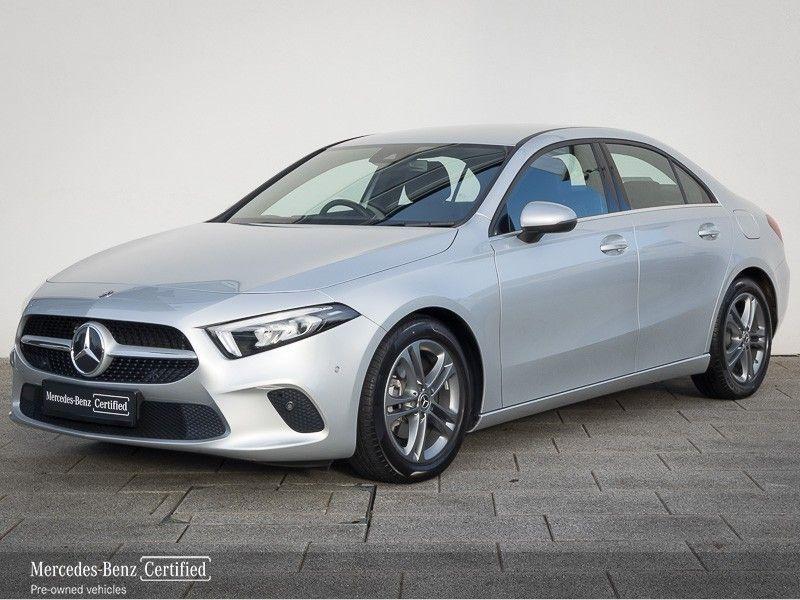 Mercedes-Benz A-Class A 180d Saloon Style-Line A/T + ADVANTAGE Package