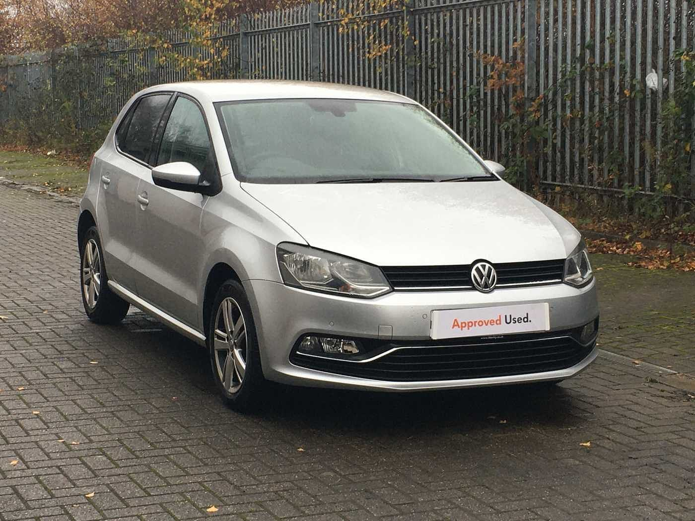 Volkswagen Polo 1.2 TSI Match Edition (s/s) 5dr