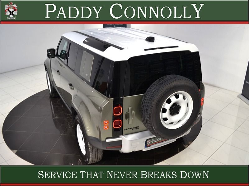 Used Land Rover Defender 202D *5 Seat N1 Bus.Class* 110 240D (2020 (201))