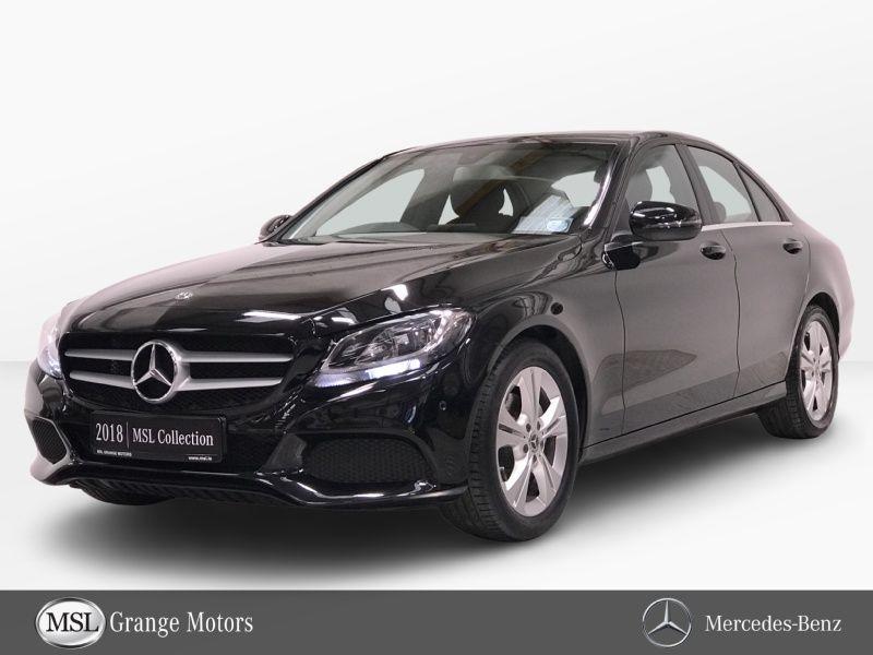 Mercedes-Benz C-Class C220 D SE Executive Edition Auto