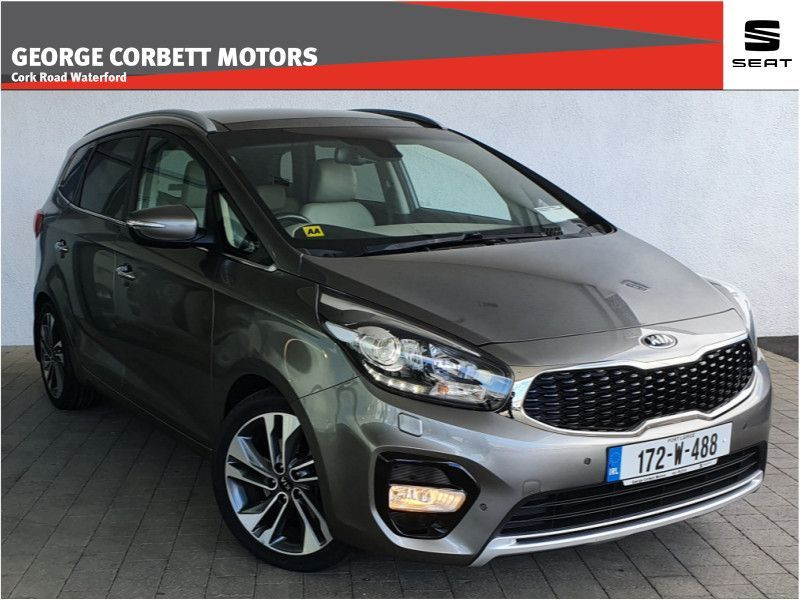 Kia Carens GSE 1.7D 5DR (From €78 per week)