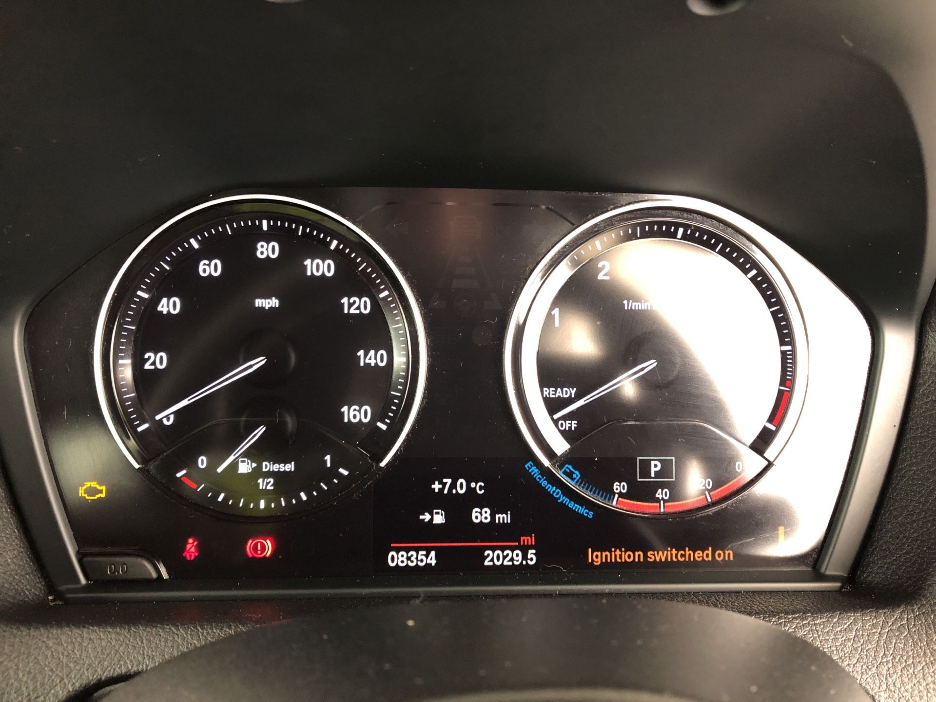 Image 6 - BMW 218d M Sport Coupe (YJ19MMP)